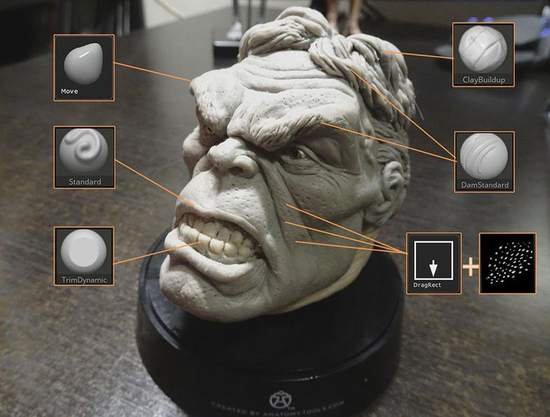 Switching from traditional sculpting to digital sculpting – what you