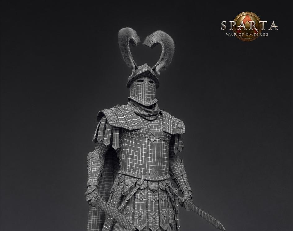Spartan charioteerby oleg_bozhko