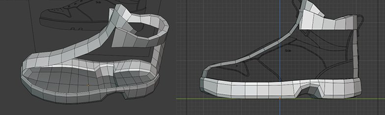 topology blender 3d tools