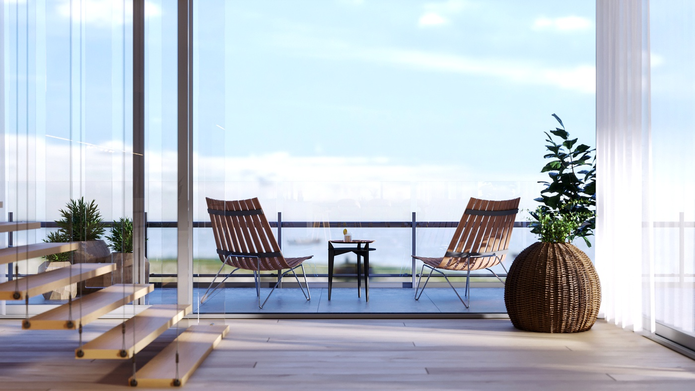 environment design 3d model architecture realistic scenery