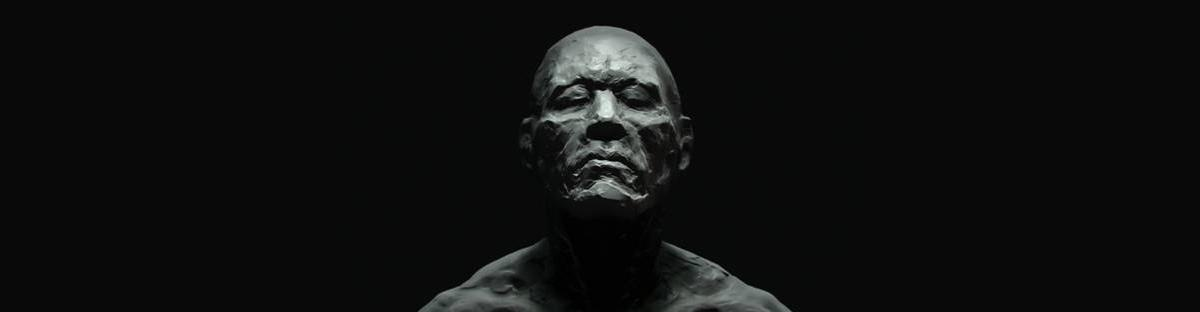 sculpting zbrush male head