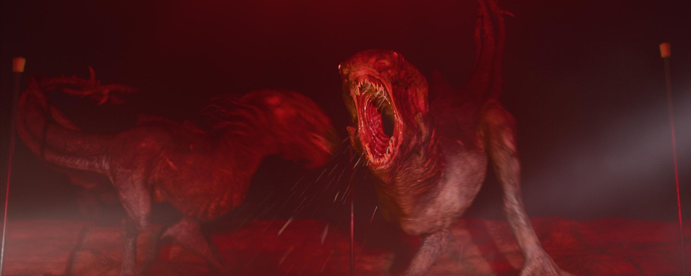 sci-fi netflix alien creature lost in space