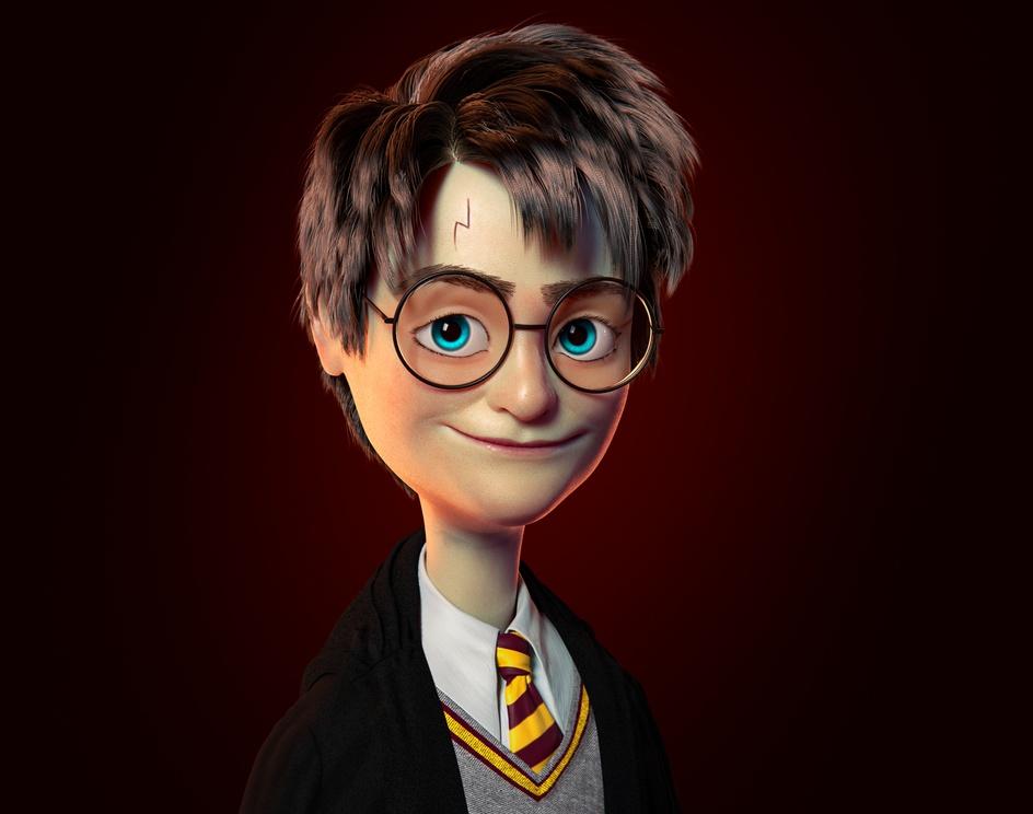 Harry Potterby Jader Souza