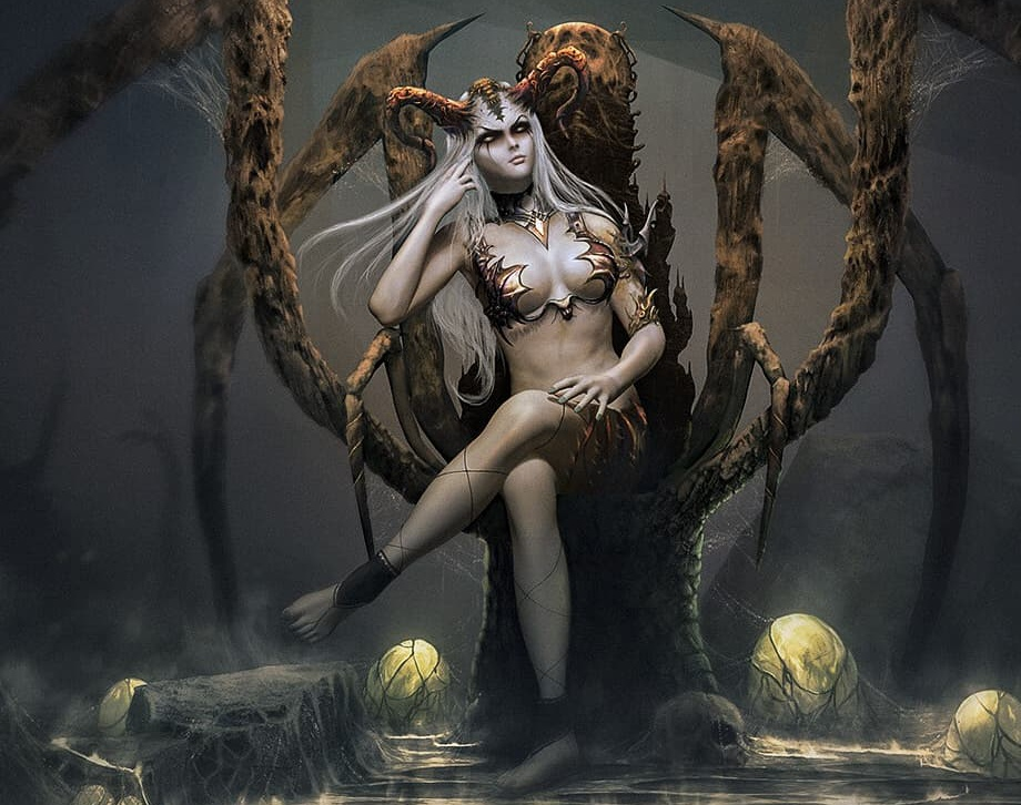 Mother if monstersby jdavidart