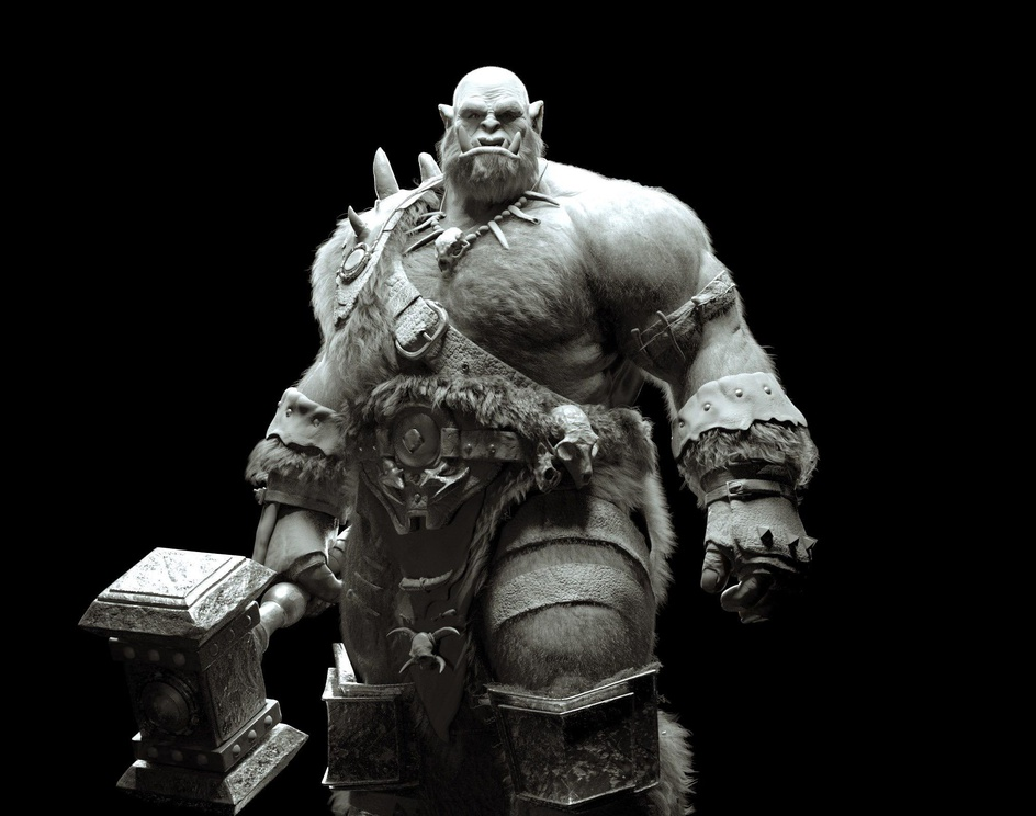Orgrim Doomhammerby Felix Wolf