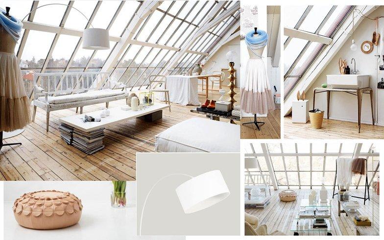 loft, thumbnails, modern