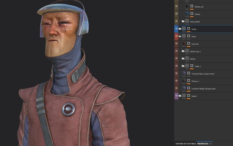 uv rendering modeling sculpting 2d program