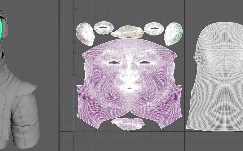 maps zbrush modeling exporting rendering displacement maps normal
