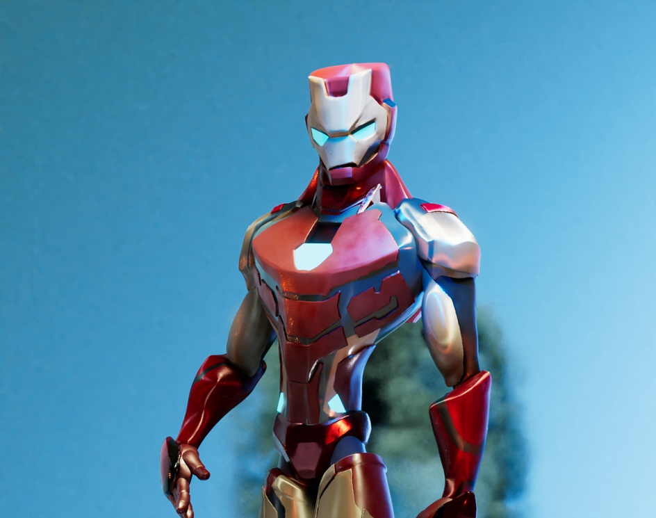 I'm Iron Manby Matteo Caruso