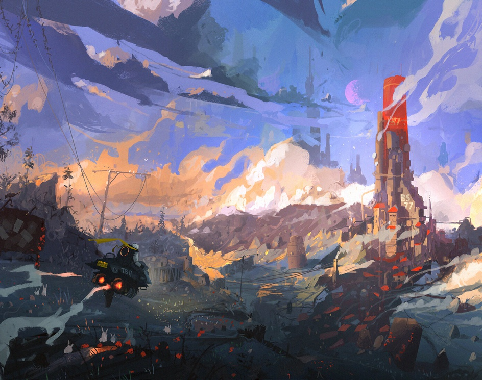 Carrotland!by Ismail Inceoglu