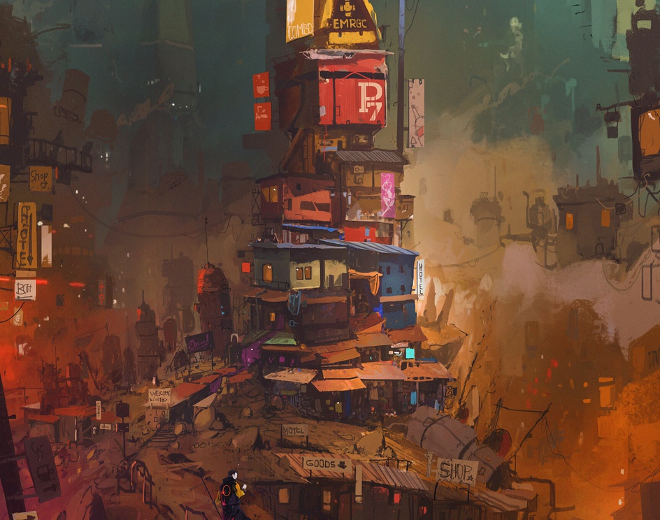 Distant Buyerby Ismail Inceoglu