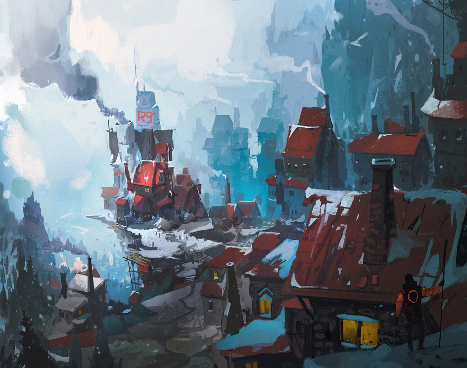 Redroufby Ismail Inceoglu