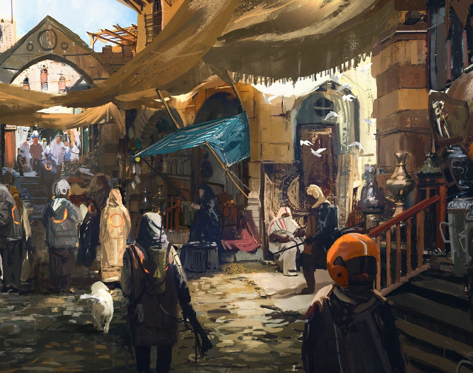 The Centerby Ismail Inceoglu