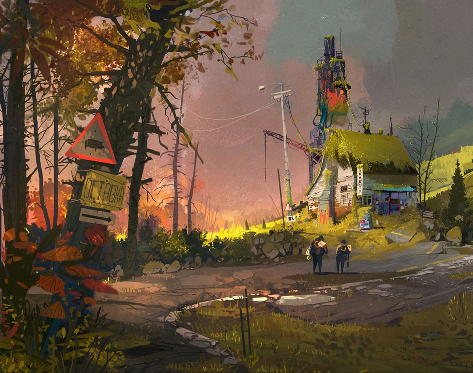The Right Timeby Ismail Inceoglu
