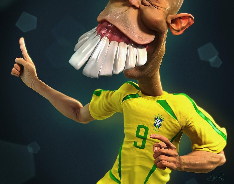 Ronaldo Fenômenoby jadecilcleton