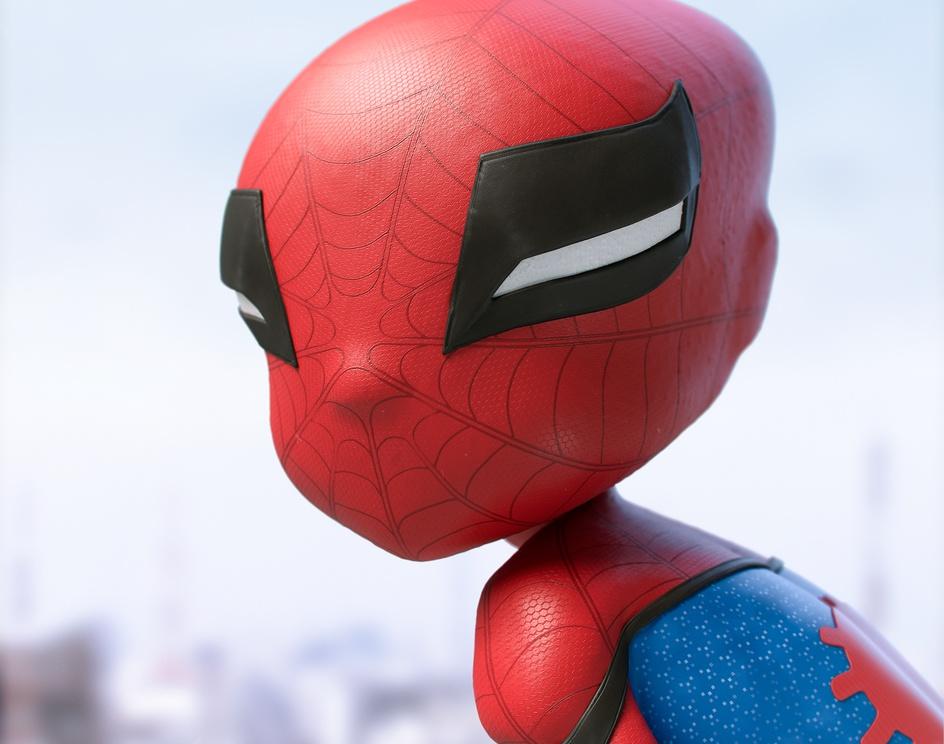 Spider-boyby Jader Souza