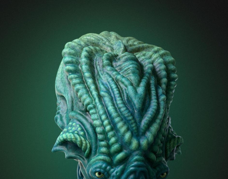 Alien conceptby Jaroslav Kocourek