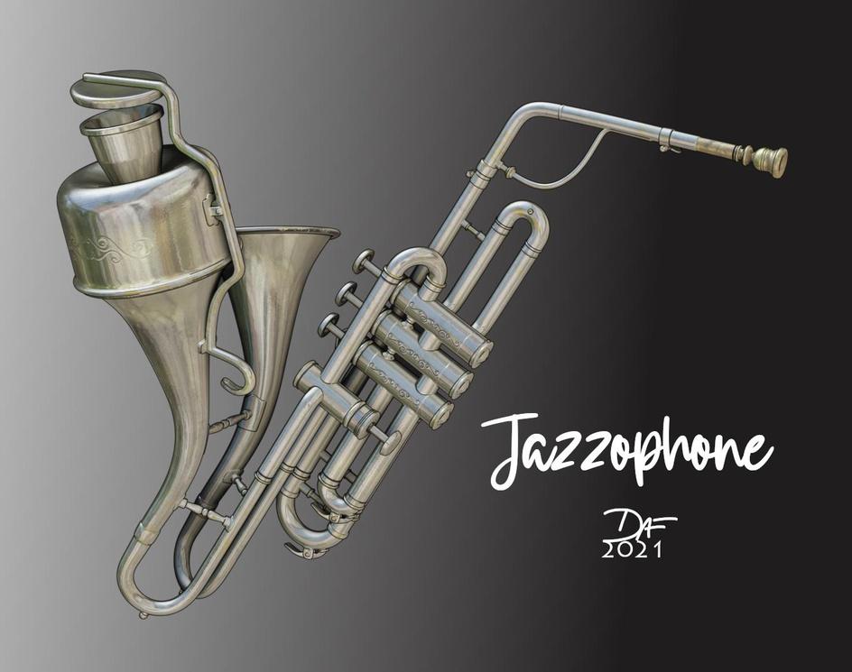 Jazzophoneby Daf57