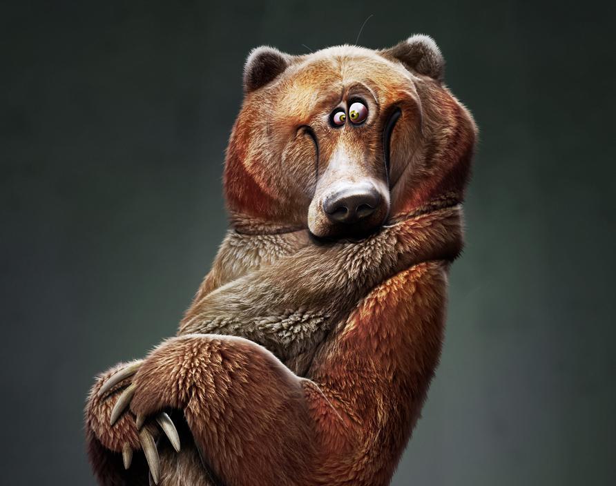 Mr Bearby JBVendamme