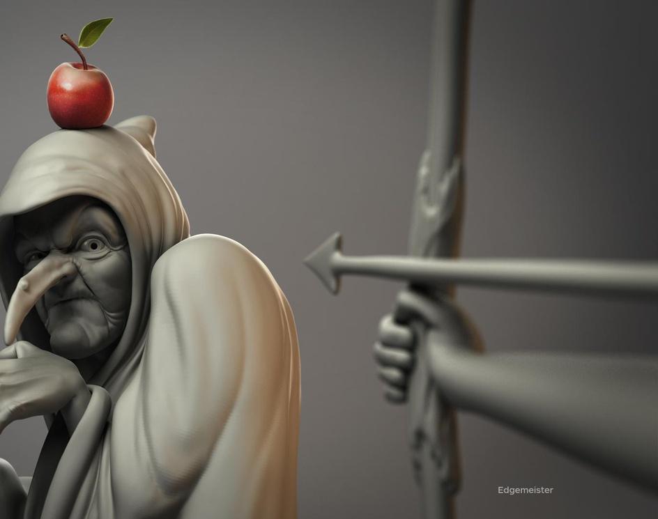Snow Whiteby JCloosterman