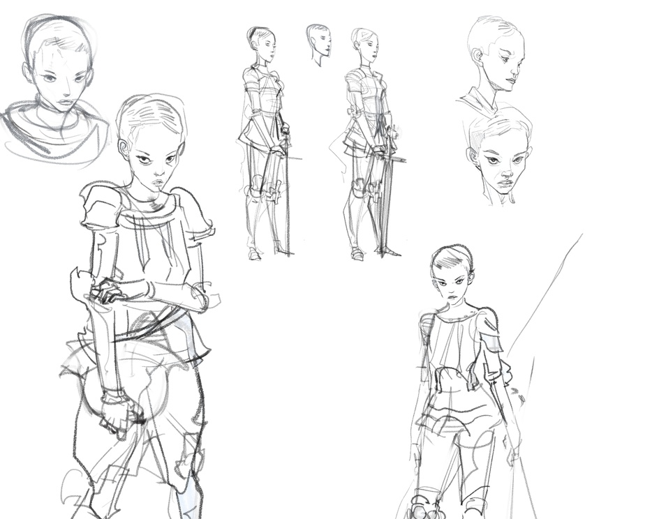 Joan Of Arc conceptsby Thomas G.