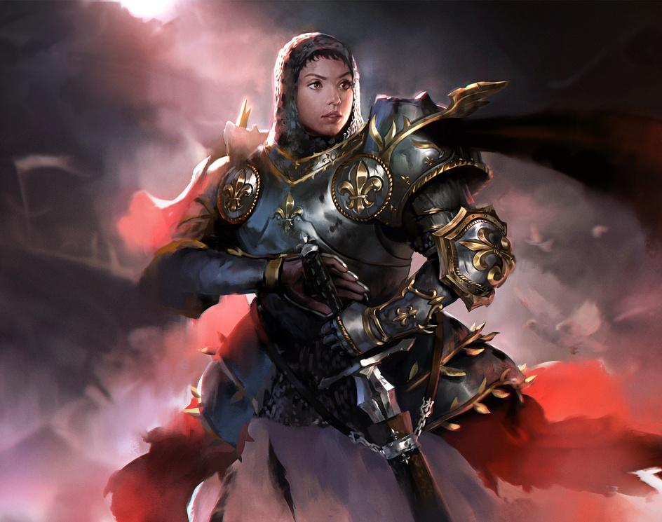 Joan of Arcby Kuya Jaypi