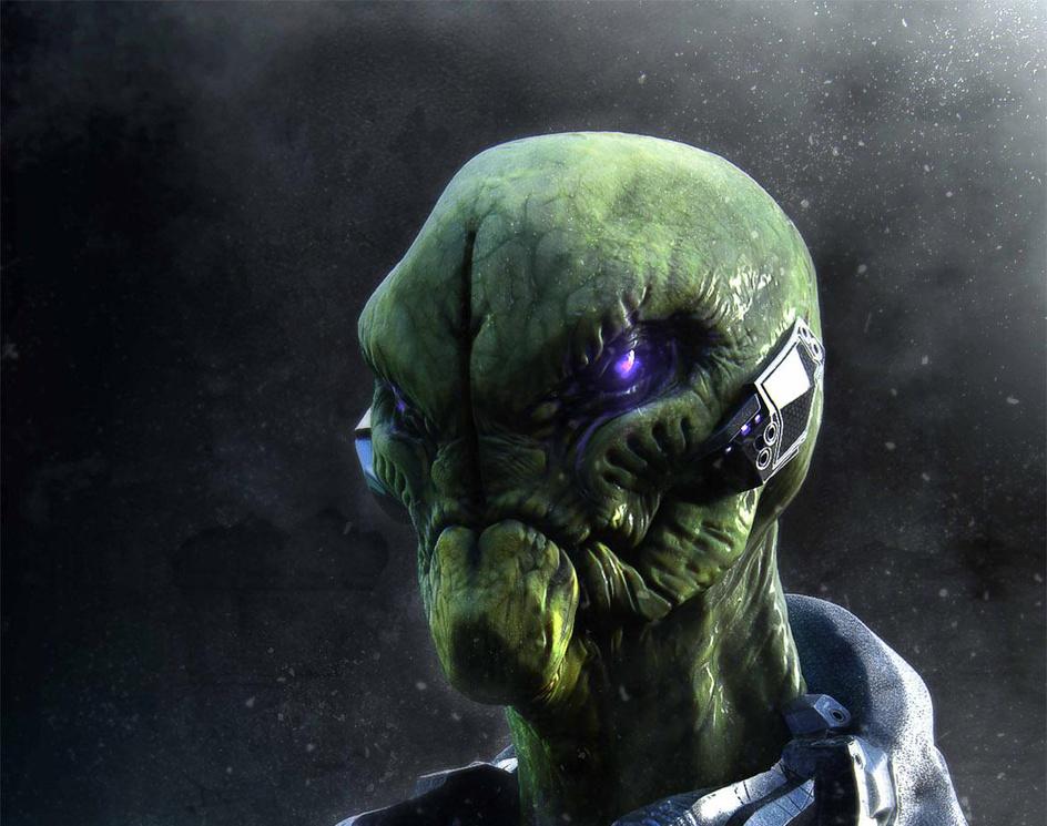 Alien Smileby jfields217