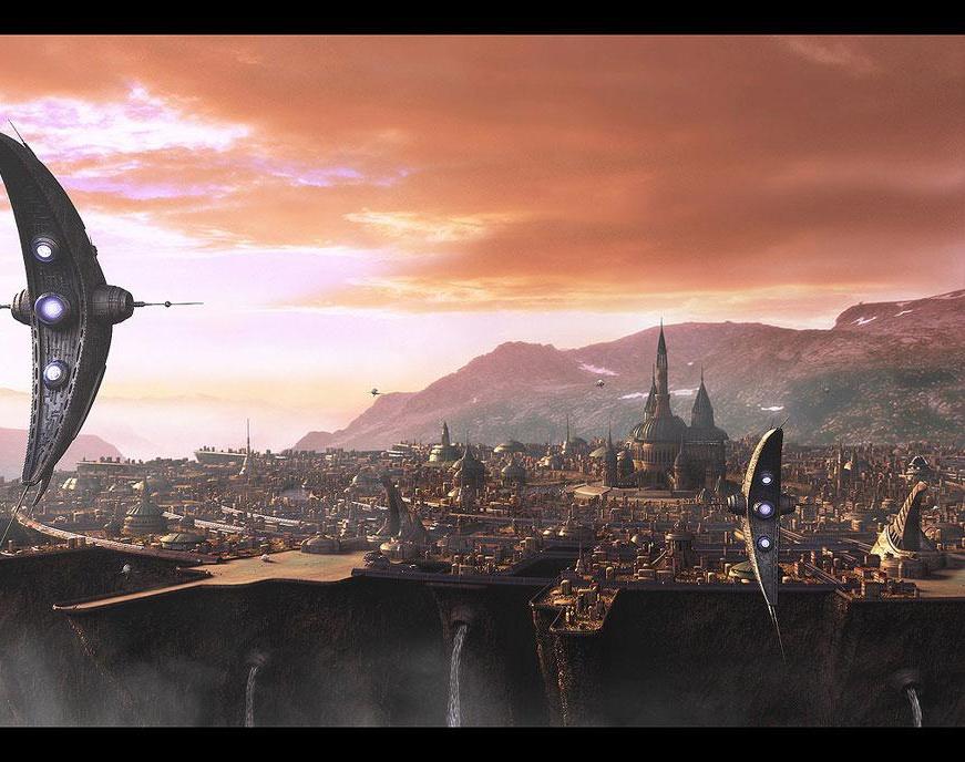 'Lost City'by jfliesenborghs