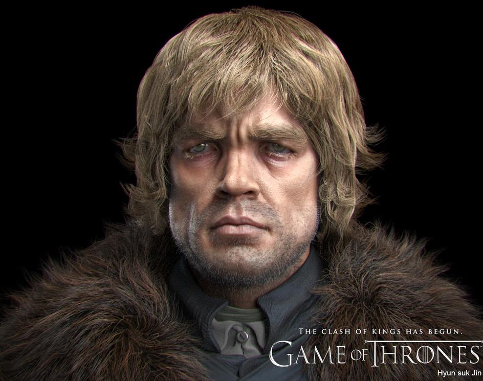 Tyrion lannister Fan Artby jinhyunsuk