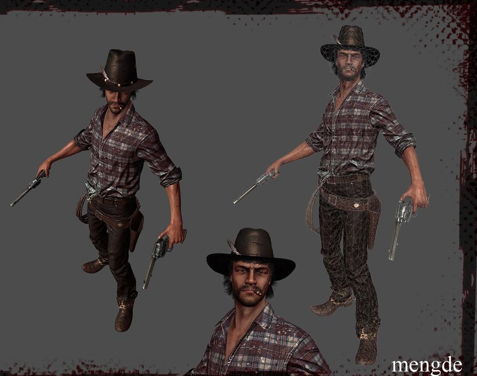 cowboyby jiuli