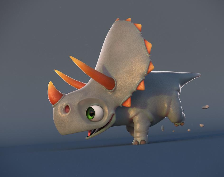 Baby Dinoby jonfer