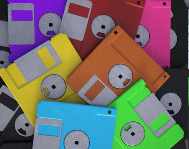 Floppy Diskby Josdaile