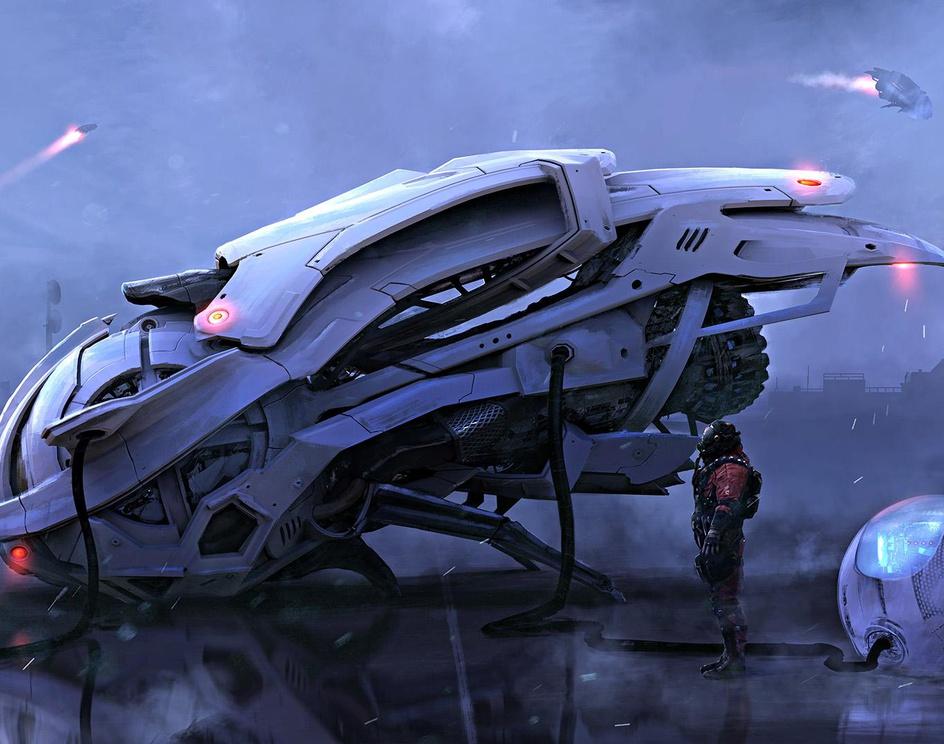 Time-Space travellerby Joseph Diaz