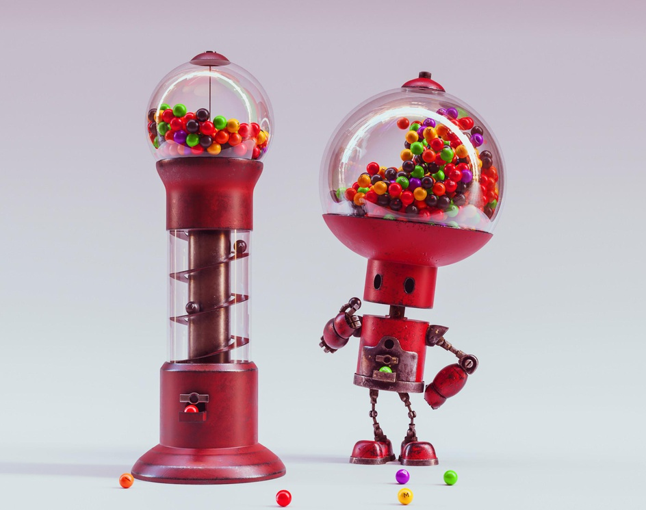 cute robotby Julio Cesar Benavides Macias