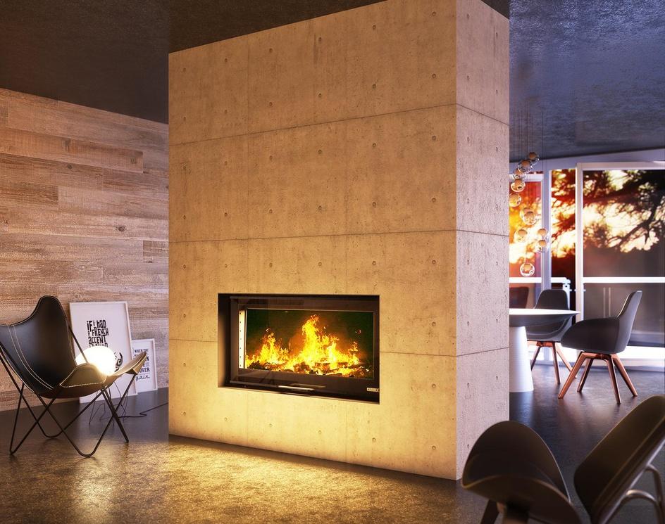 Fireplaceby CAVstudio