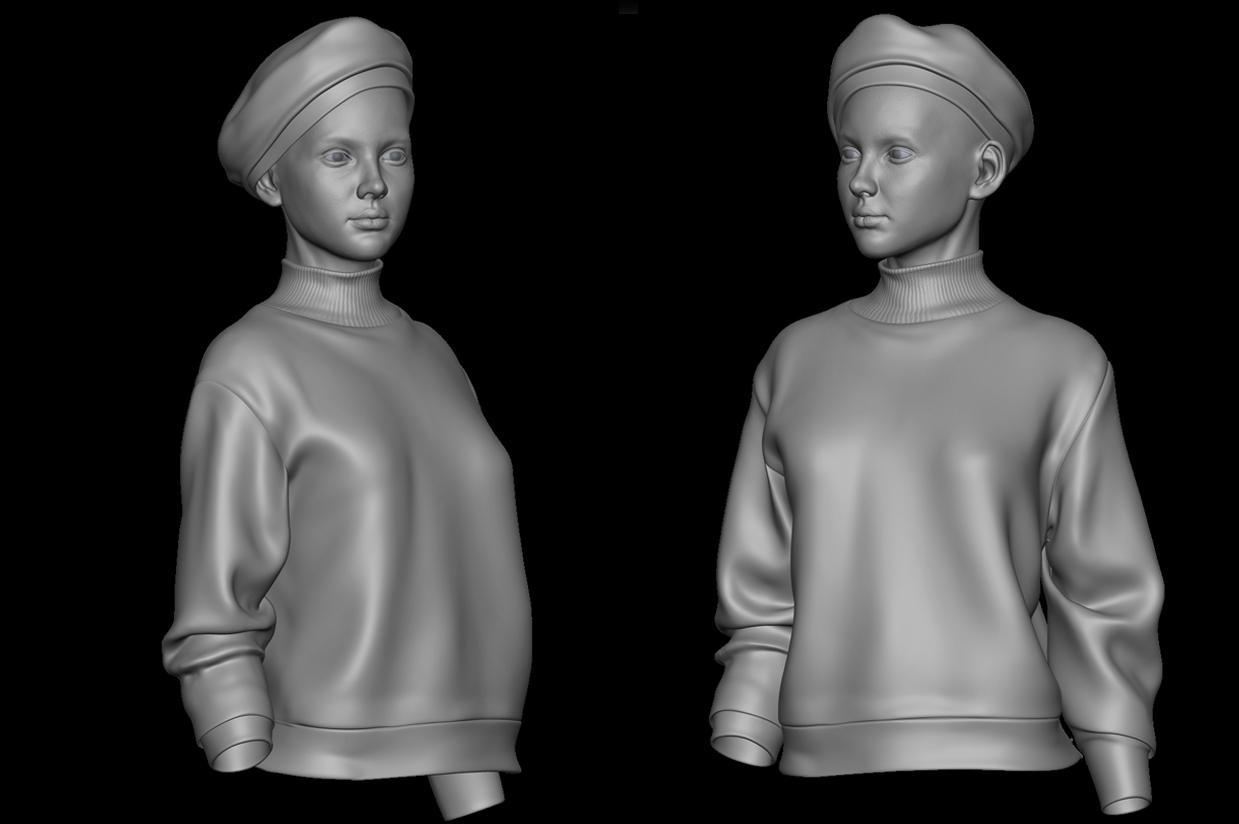 basic model rendering 3d