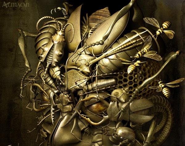 Metamorphosisby Kazuhiko Nakamura
