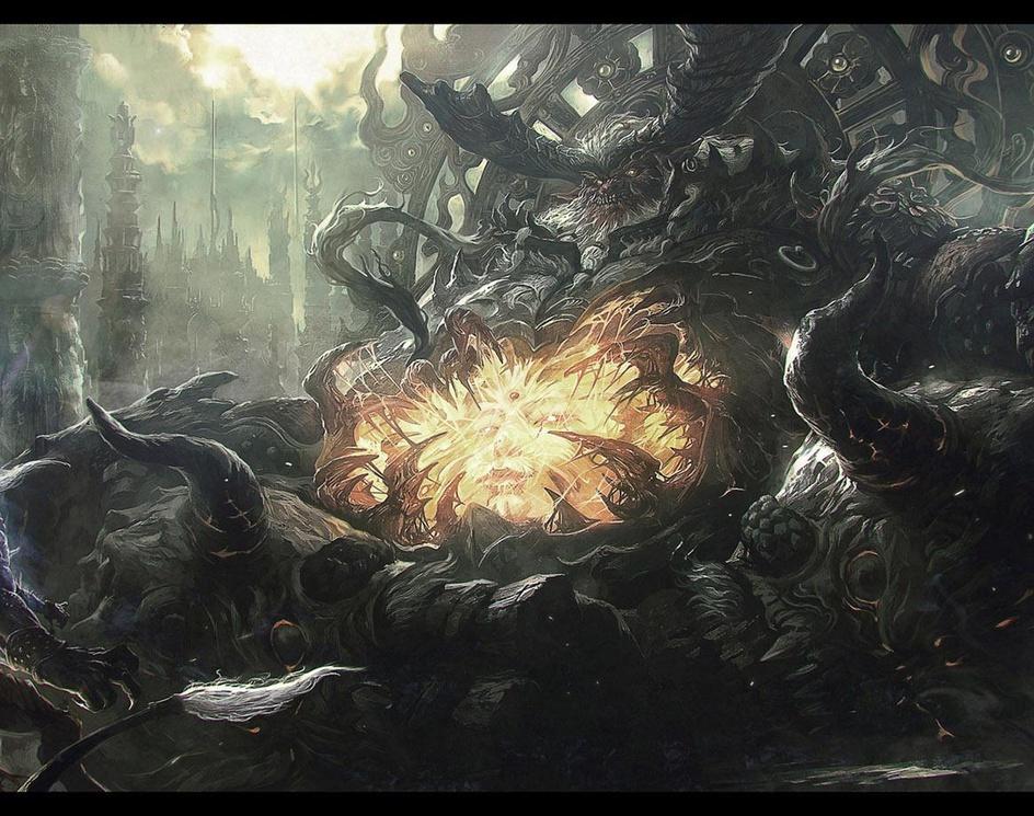 Decisive battleby kazuhiro oya