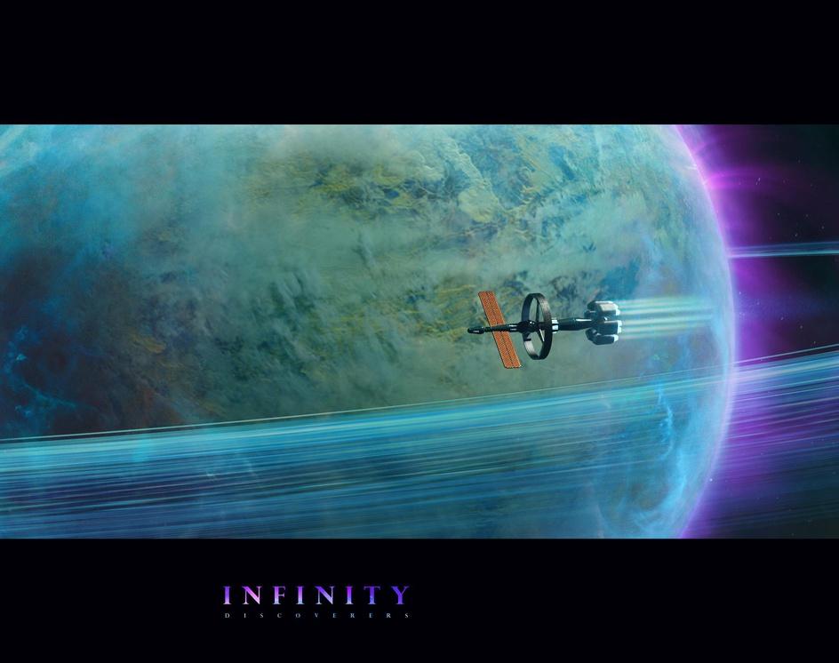 Fantasy Planet 2. Infinity. Discoverersby Erich Zibert