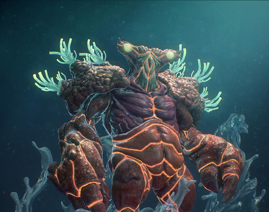 crab creatureby kidd_555