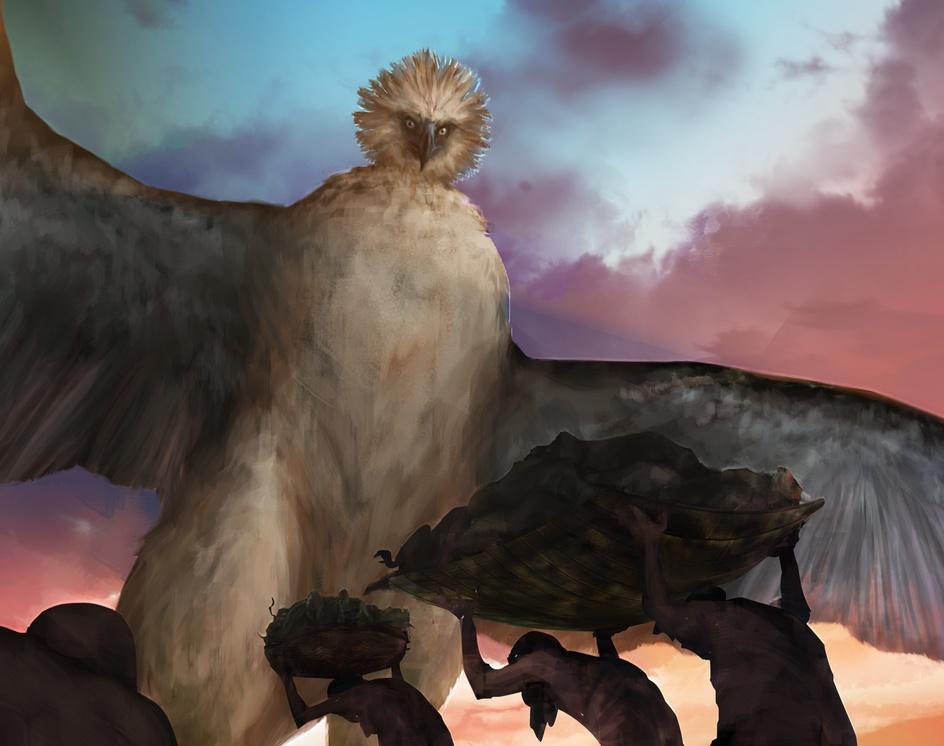 King of the Birdsby Tsad De Lira