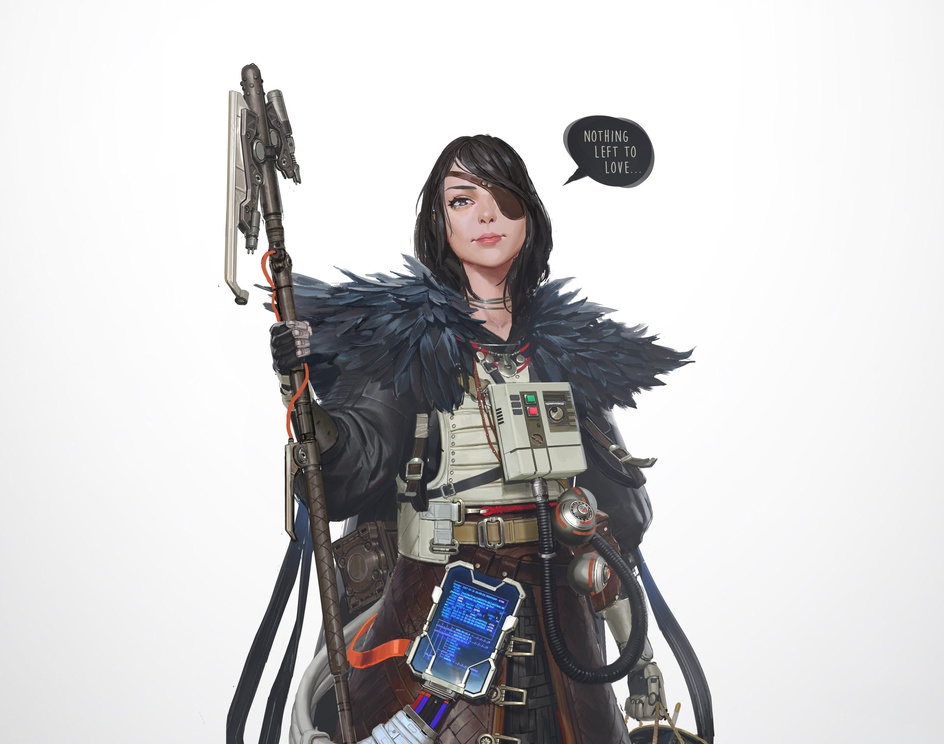 Kira (The Crow)by Jude Smith