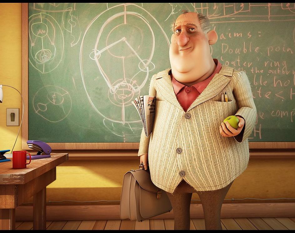 teacherby kleber3ds