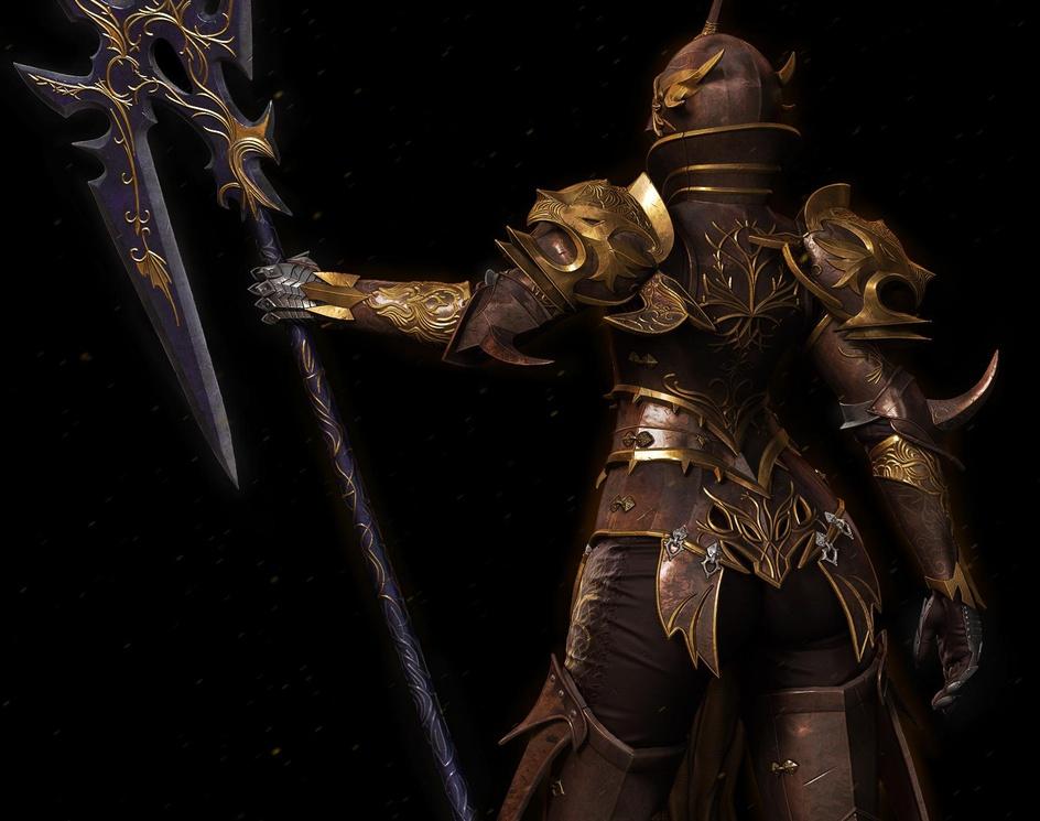 Knight - Statueby Rick Santos