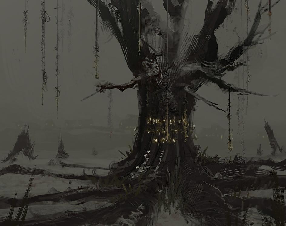 Black Water | Knots Treeby Thiago Baltar