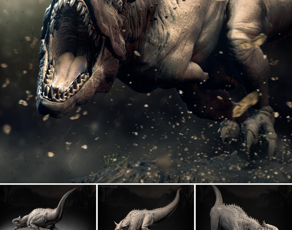Carnotaurusby KonginChains