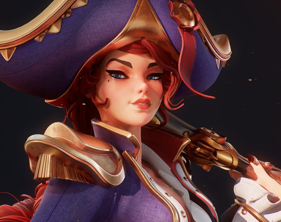 Miss Fortune Waterloo - real timeby Konstantin Gdalevich