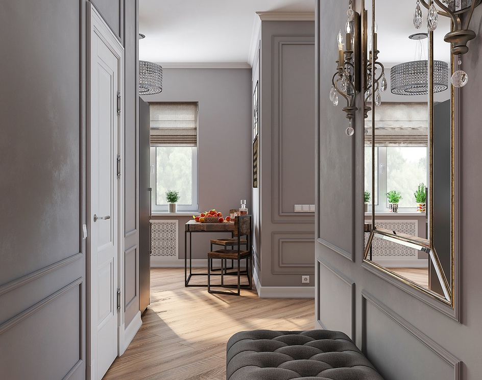 One bedroom apartment for a bachelor #1by Maksim Artemev