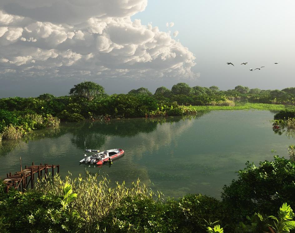 Lagoonby Luigi Marini