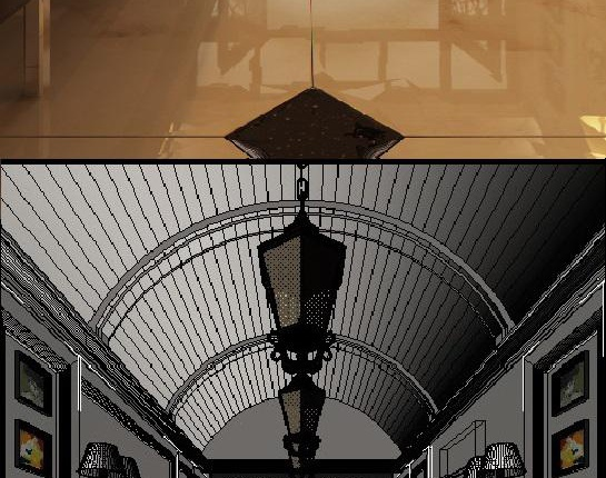 The corridorby LaiKa